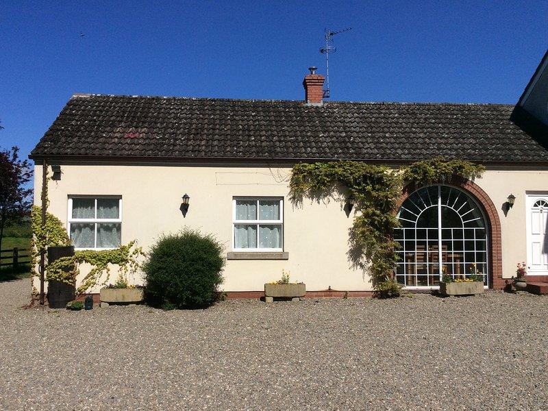 Rose Villa, Llanymynech, casa vacanza a Llandrinio