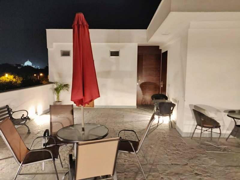 Enjoy your time at the terrace with unobstructed views