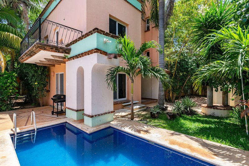 Your own private pool, exclusively for you and your family