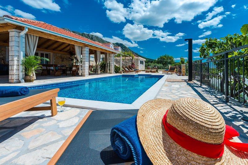 Villa Paulina, holiday rental in Mlini