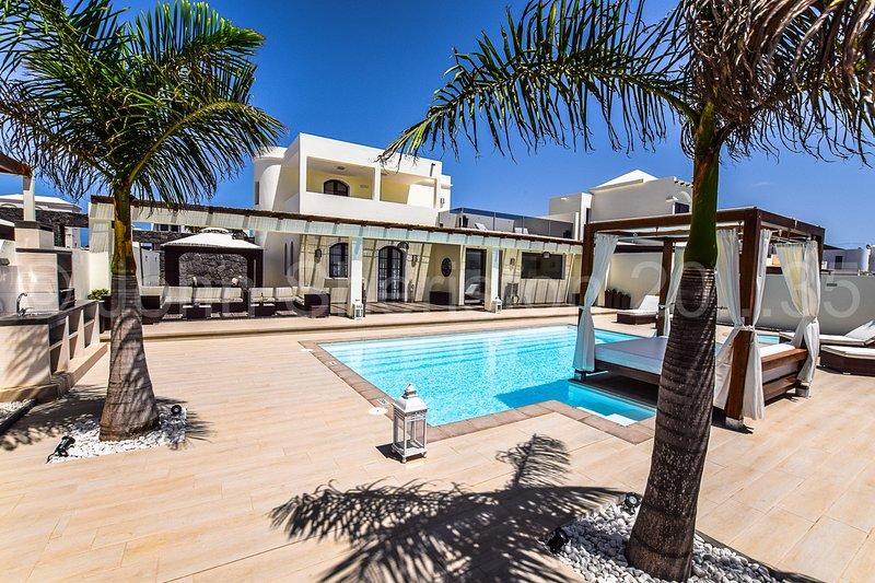 170 - Villa Bella Valen (LH170), location de vacances à Yaiza