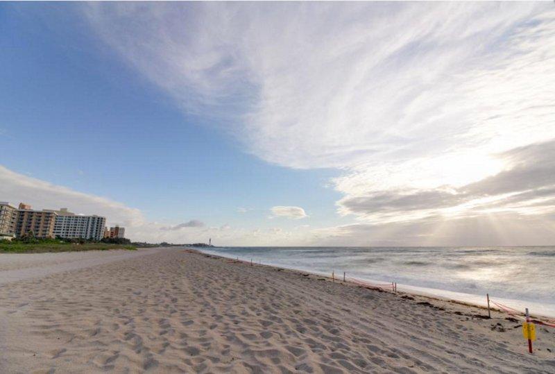 La playa (por supuesto!)