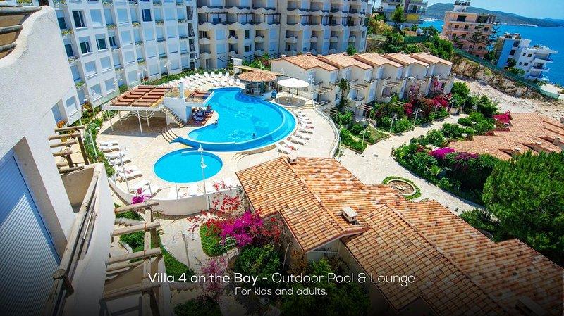 Villa 4 on the Bay, holiday rental in Saranda