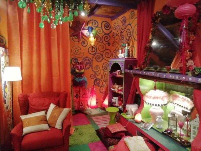 Calcata Artists Room, aluguéis de temporada em Sant'Oreste