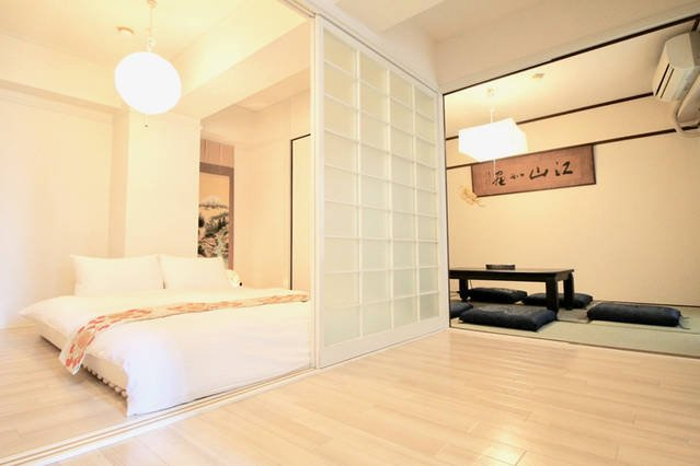 30 sec Peace Park, 5 people family apartment, holiday rental in Hiroshima
