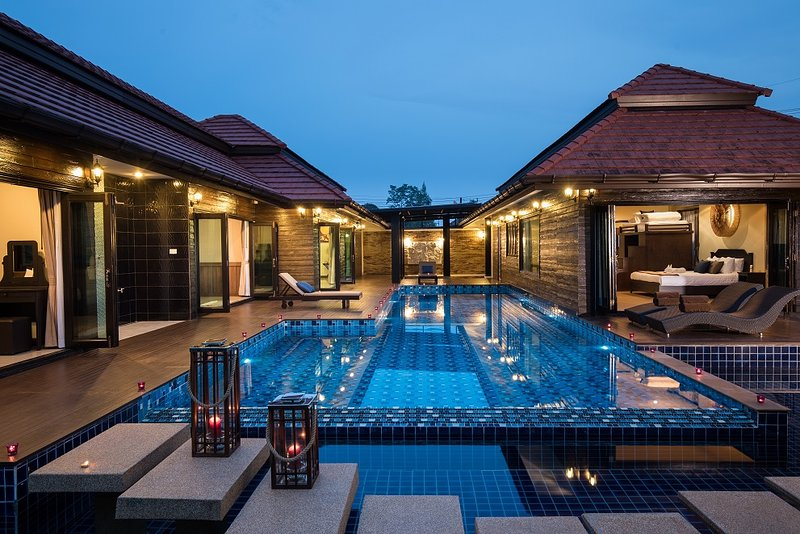 Zen Oasis Chiang Mai Villa, holiday rental in San Phak Wan