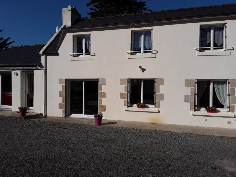 Amazing house with garden & terrace, holiday rental in Clohars-Fouesnant