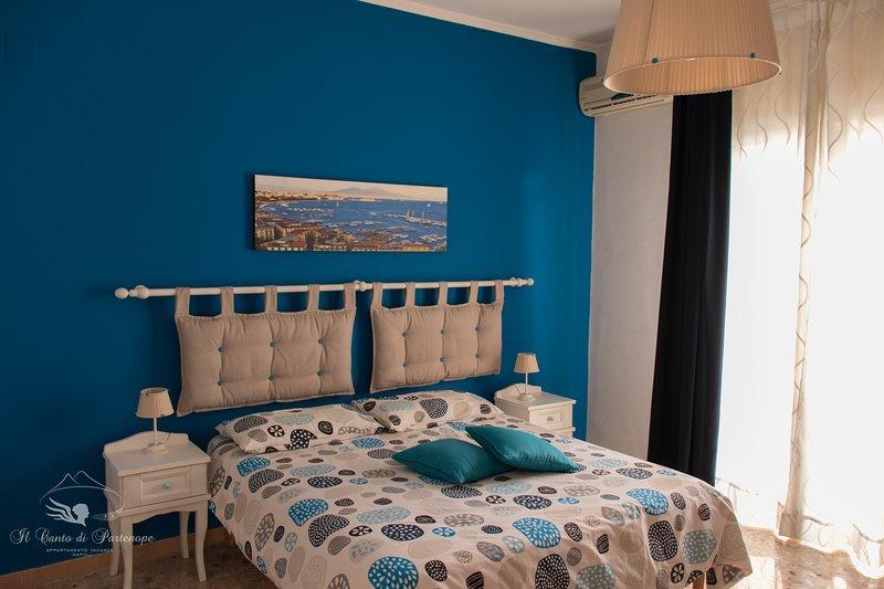 Il Canto di Partenope - La vera Napoli a 10 minuti dal centro-3BR 2BA WiFi, holiday rental in Aversa