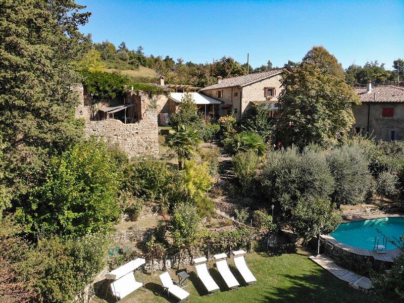 Casa Dei Ghiri, holiday rental in Ferracciano