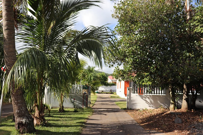 Gite Les Bananiers, location de vacances à Saint-Joseph