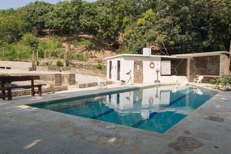 TOPPO´S, vacation rental in Santa Marta Municipality