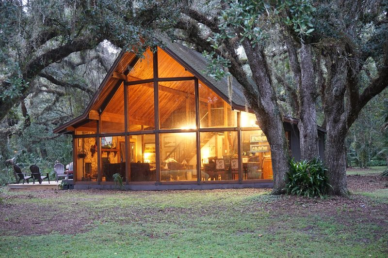 The Nature House, holiday rental in Hernando