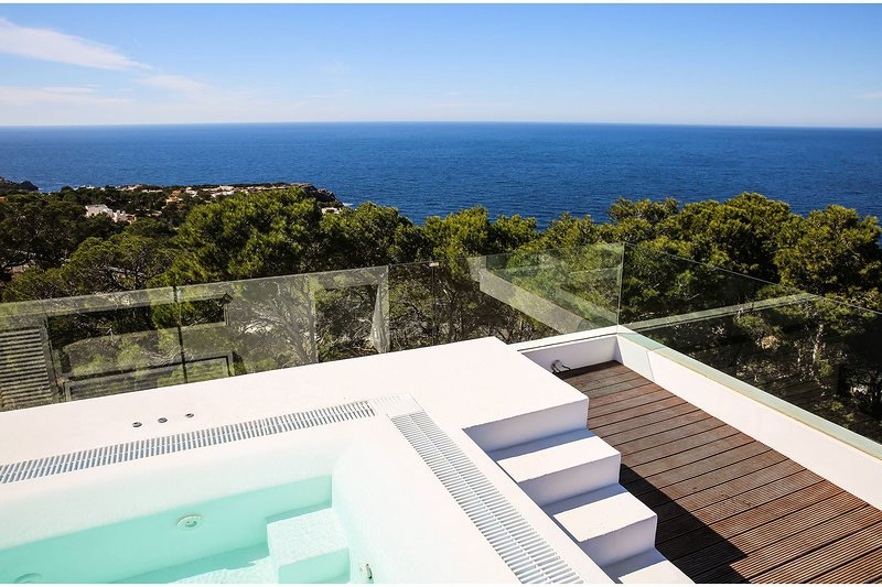 Villa Aden, holiday rental in Cala Comte