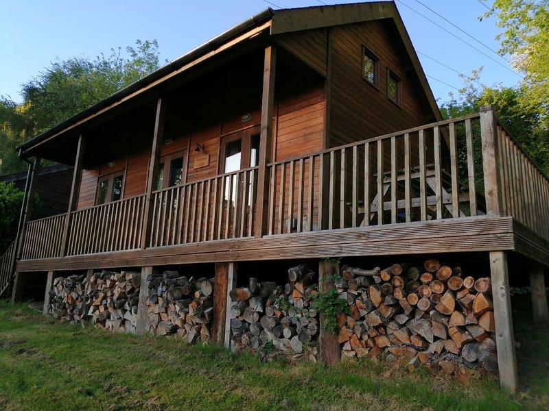 Ironbridge Lodge, location de vacances à Little Wenlock