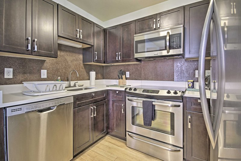 Book this updated apartment for your next stay in Baltimore, Maryland!