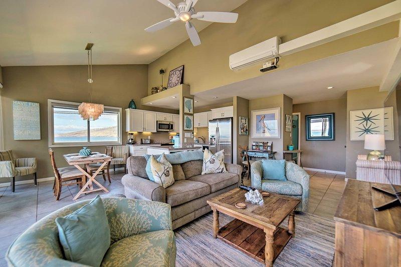 Élevez votre séjour à Maui lors de votre séjour dans ce condo à Kihei!