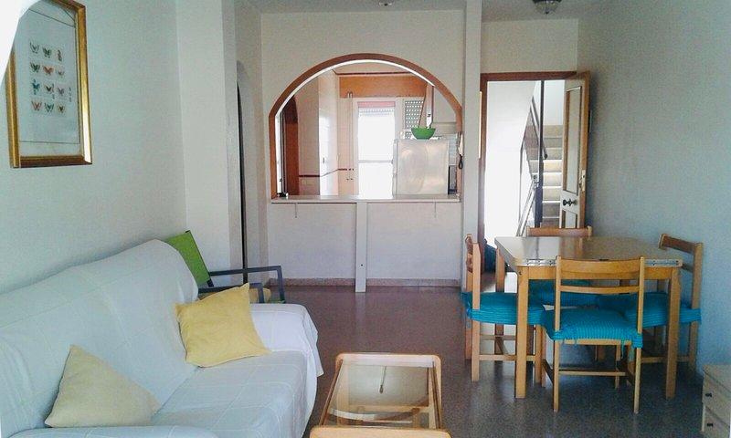 Apartamento en Los Alcazares muy cerca de la playa en el Mar menor., casa vacanza a El Carmoli