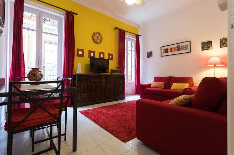 Casa Soliva - Al Centro di Palermo, Ferienwohnung in Palermo