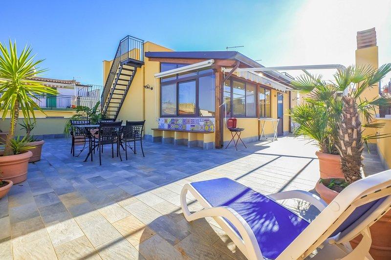 Casa Enza, Ferienwohnung in Solanto
