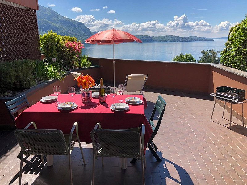 Enrica apartment  in residence La Selva in Ghiffa, holiday rental in Premeno