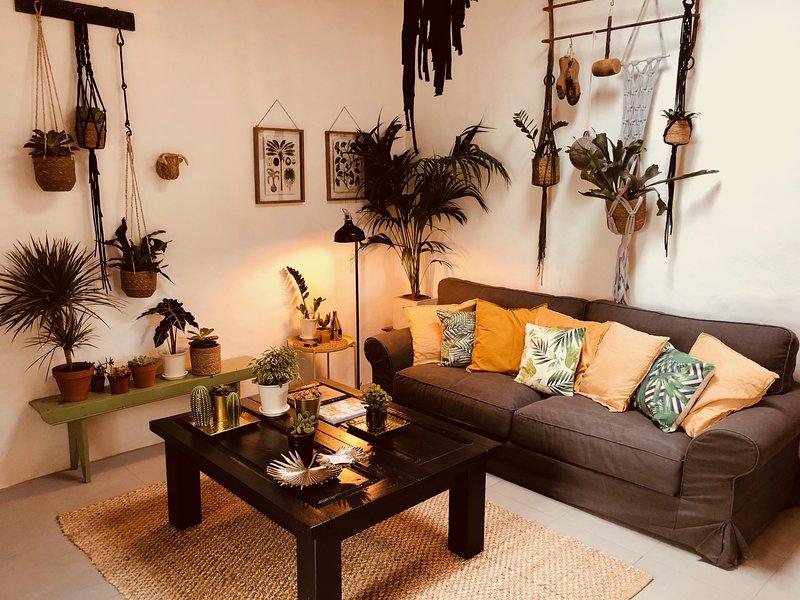 Cuarto Botanico, holiday rental in Tiagua