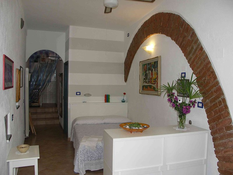 Maria Capellini rooms Charming Room Vernazza 5 TERRE SP Liguria  ITALIA, casa vacanza a Vernazza
