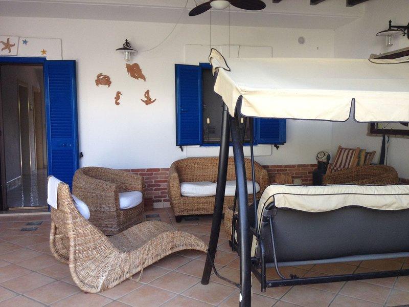 Appartamento nel 'Villaggio Chiusurelle' Torre Lapillo Porto cesareo, Ferienwohnung in Torre Colimena
