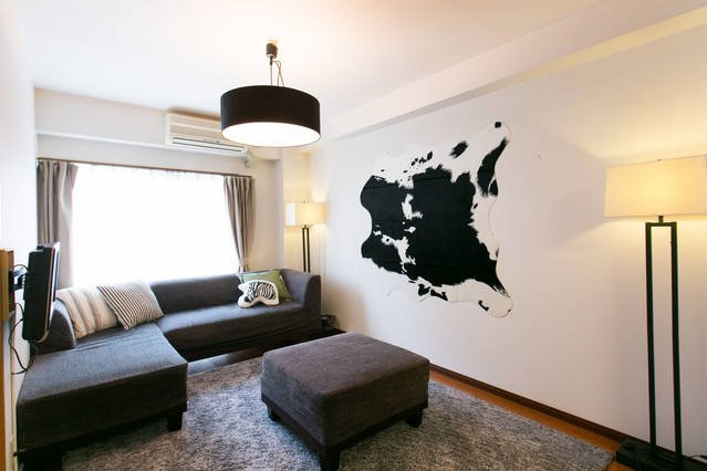 Amazing location 2 BR apartment 5min PeacePark, holiday rental in Hiroshima