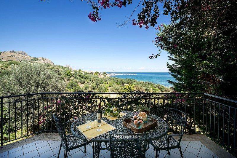 Solemar Sicilia - Residence Cicladi - Appartamento 2, holiday rental in Ficarazzi