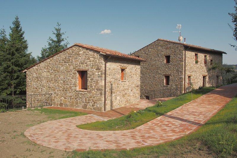 AGRITURISMO   IL CASALE  TOSCO-EMILIANO, vacation rental in Porretta Terme