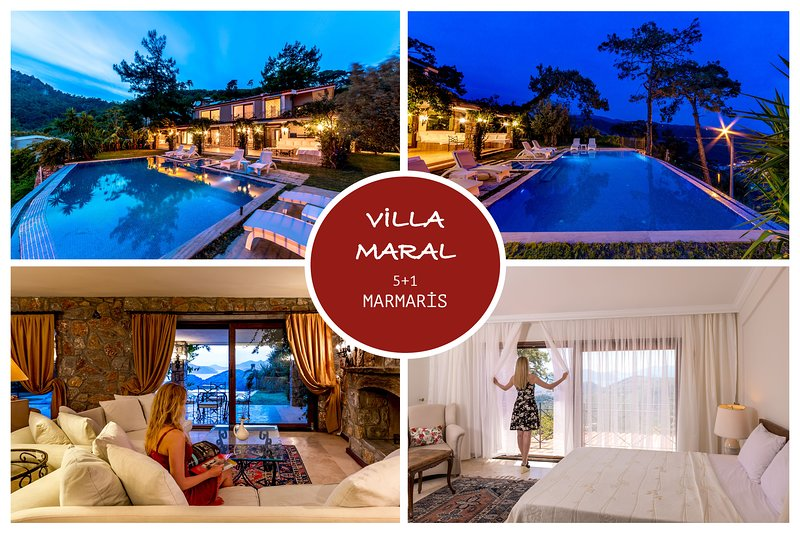 Villa Maral Daily Weekly Rentals, holiday rental in Marmaris