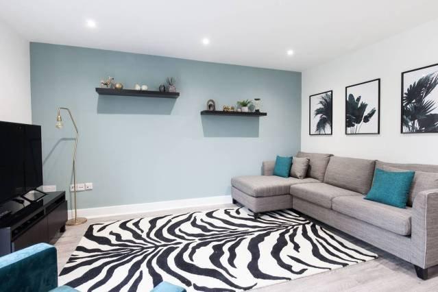 Spazio abitativo / divano letto