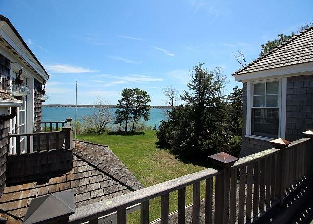 Vista dal ponte della guest house