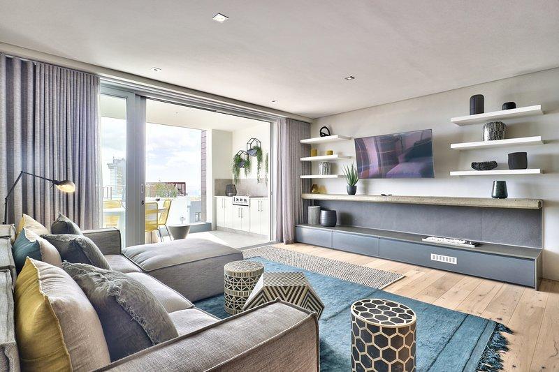 Superior 2 Bedroom - Elements Luxury Suite, aluguéis de temporada em Sea Point