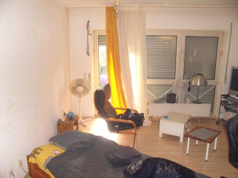 2 Zimmer Wohnung Alt Eschersheim 60433, holiday rental in Offenbach