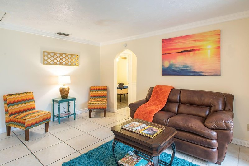 The Tampa Cozy House, holiday rental in Temple Terrace