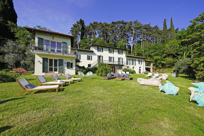 Tenuta la Pineta, holiday rental in Villanuova sul Clisi