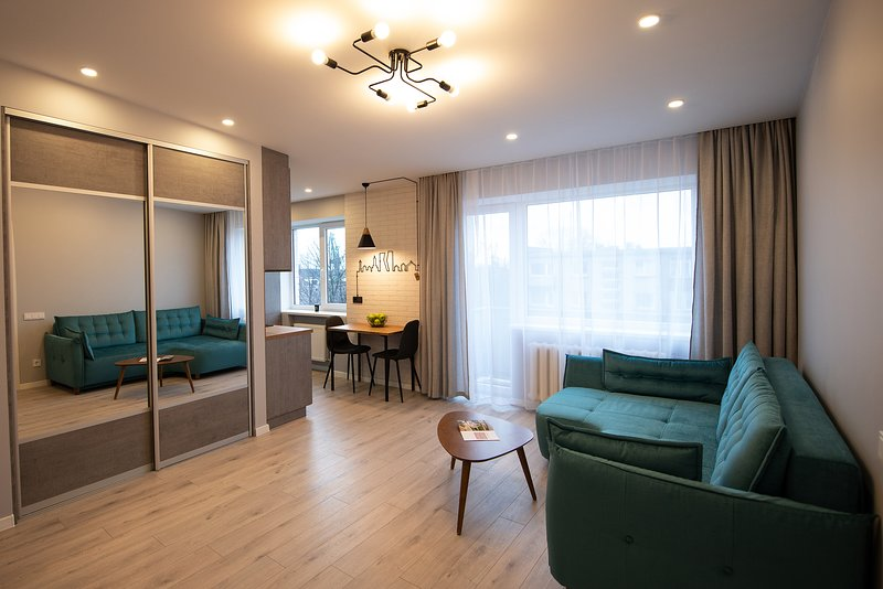 Klaipėda Gate Apartments, location de vacances à Klaipeda