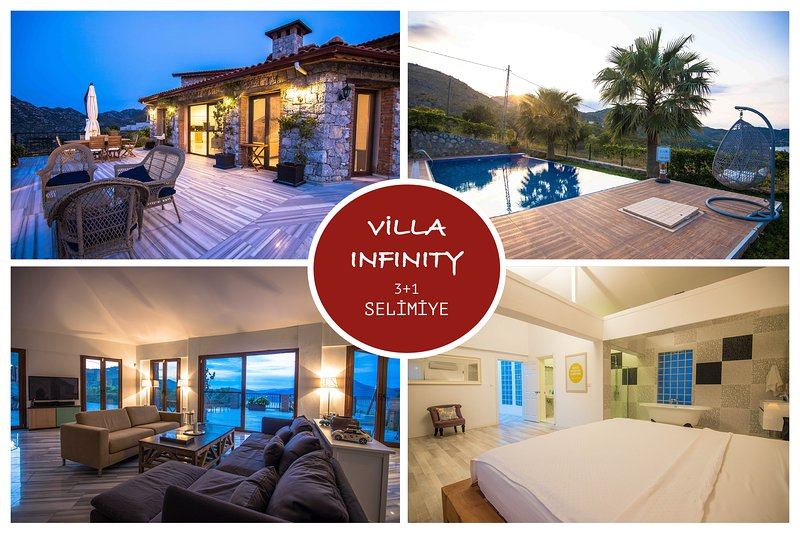 Villa Infinity Selimiye Village Marmaris, holiday rental in Sogut