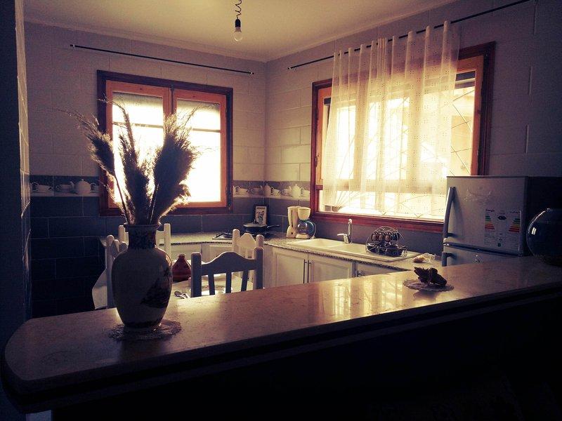 APPARTEMENT LE BIEN ETRE, vacation rental in Tlemcen