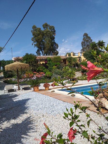 Finca Anna - The Annexe (Reg No: VTAR/MA/01319), holiday rental in Vinuela