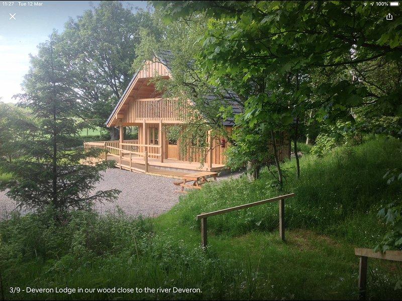Deveron Lodge Aberdeenshire, holiday rental in Insch