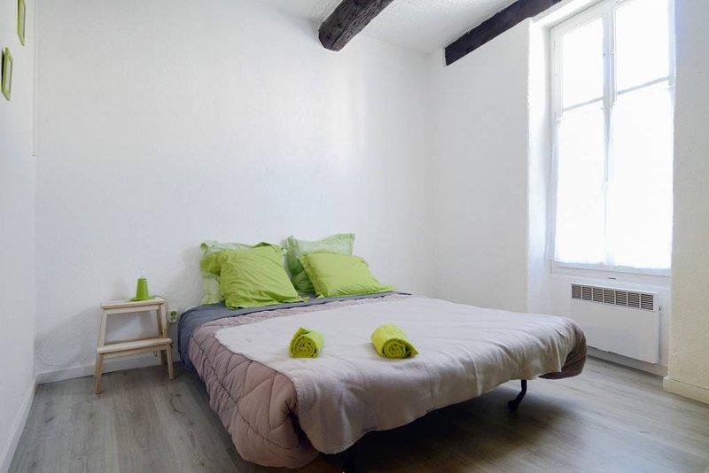 Appartement L'Atypique - EnjoyProvence, location de vacances à Villelaure