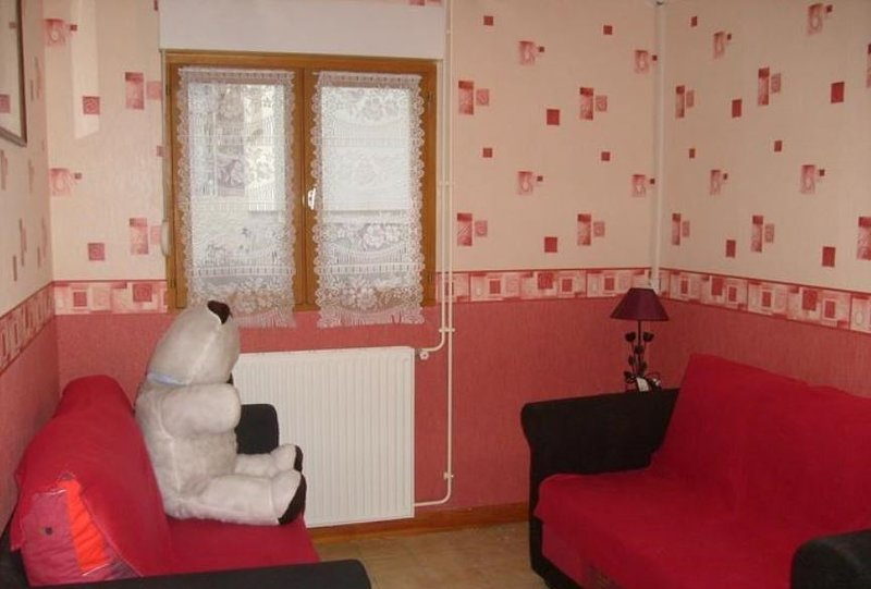 Nice house with garden & terrace, holiday rental in Arrest