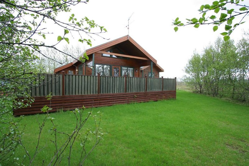 Cosy cottage on golden circle, holiday rental in Solheimar