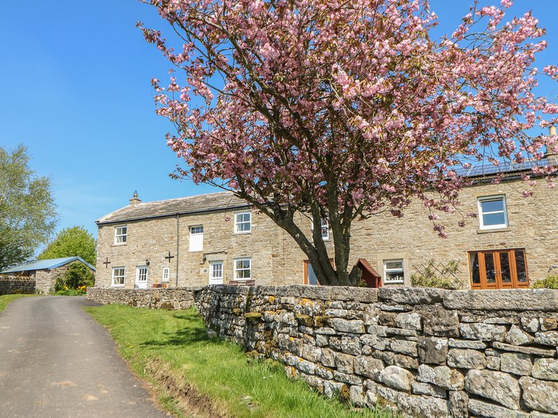 LONIN COTTAGE, open-plan, two bedrooms, near Middleton-in-Teesdale, holiday rental in Bowes