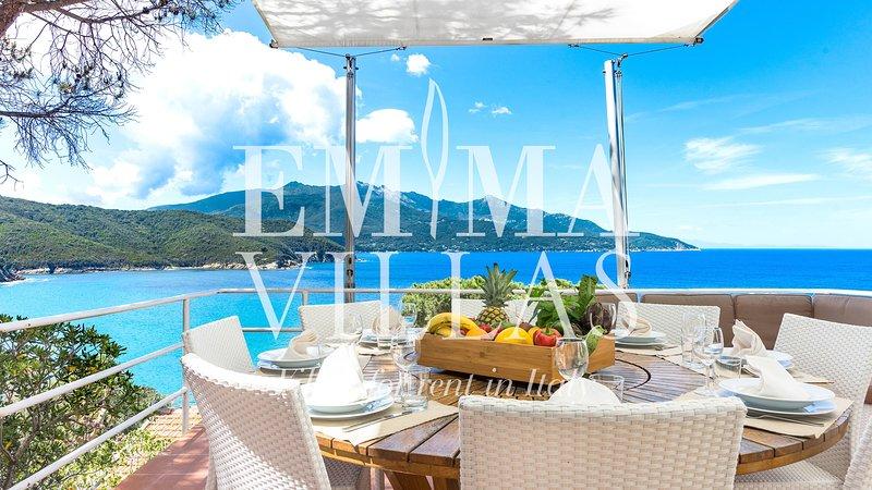 Villa Occhiata 6+2, casa vacanza a Portoferraio