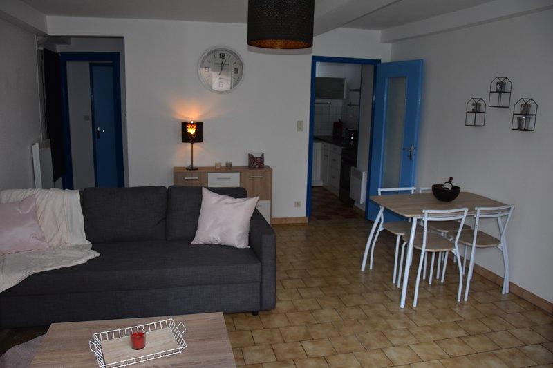 Logement au coeur du village, location de vacances à Recologne