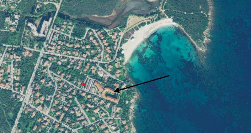 Open space 3 minutes walking to the sea, alquiler de vacaciones en Pittulongu