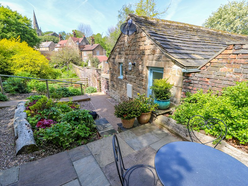 Vale Barn, Dronfield, vacation rental in Dore